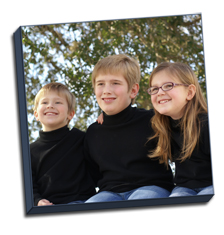 Image of Photos on Canvas 20 x 20 Gallery Wrap Canvas