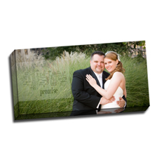 Image of Photos on Canvas 20 x 10 Gallery Wrap Canvas