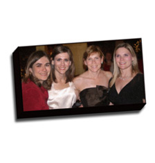 Image of Canvas Print 15 x 8 Gallery Wrap