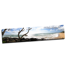 Image of Photos on Canvas 60 x 13 Gallery Wrap Canvas