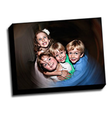 Image of Canvas Print 18 x 12 Gallery Wrap