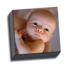 Image of Canvas Print 8 x 8 Gallery Wrap