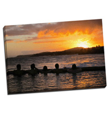 Image of Canvas Print 44 x 30 Gallery Wrap