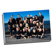 Image of Photos on Canvas 30 x 20 Frame-Ready Canvas