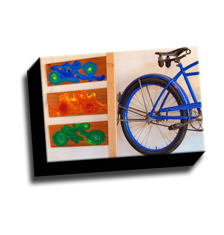Image of Photos on Canvas 9 x 6 Gallery Wrap Canvas