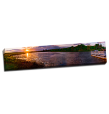 Image of Canvas Print 48 x 10 Gallery Wrap