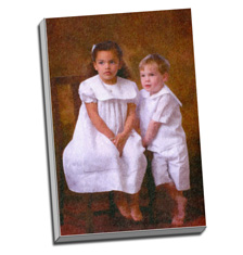 Image of Photos on Canvas 20 x 30 Frame-Ready Canvas