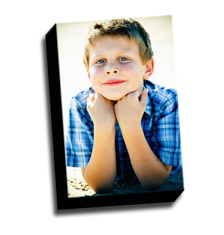 Image of Photos on Canvas 8 x 12 Gallery Wrap Canvas