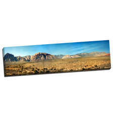 Image of Canvas Print 60 x 16 Gallery Wrap