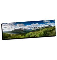 Image of Photos on Canvas 60 x 18 Gallery Wrap Canvas