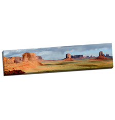 Image of Canvas Print 72 x 16 Gallery Wrap