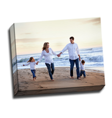 Image of Photos on Canvas 14 x 11 Gallery Wrap Canvas