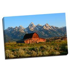 Image of Canvas Print 36 x 24 Gallery Wrap