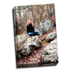 Image of Canvas Print 12 x 18 Gallery Wrap