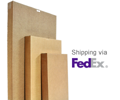 Canvas Photos Shipped To You By FedEx